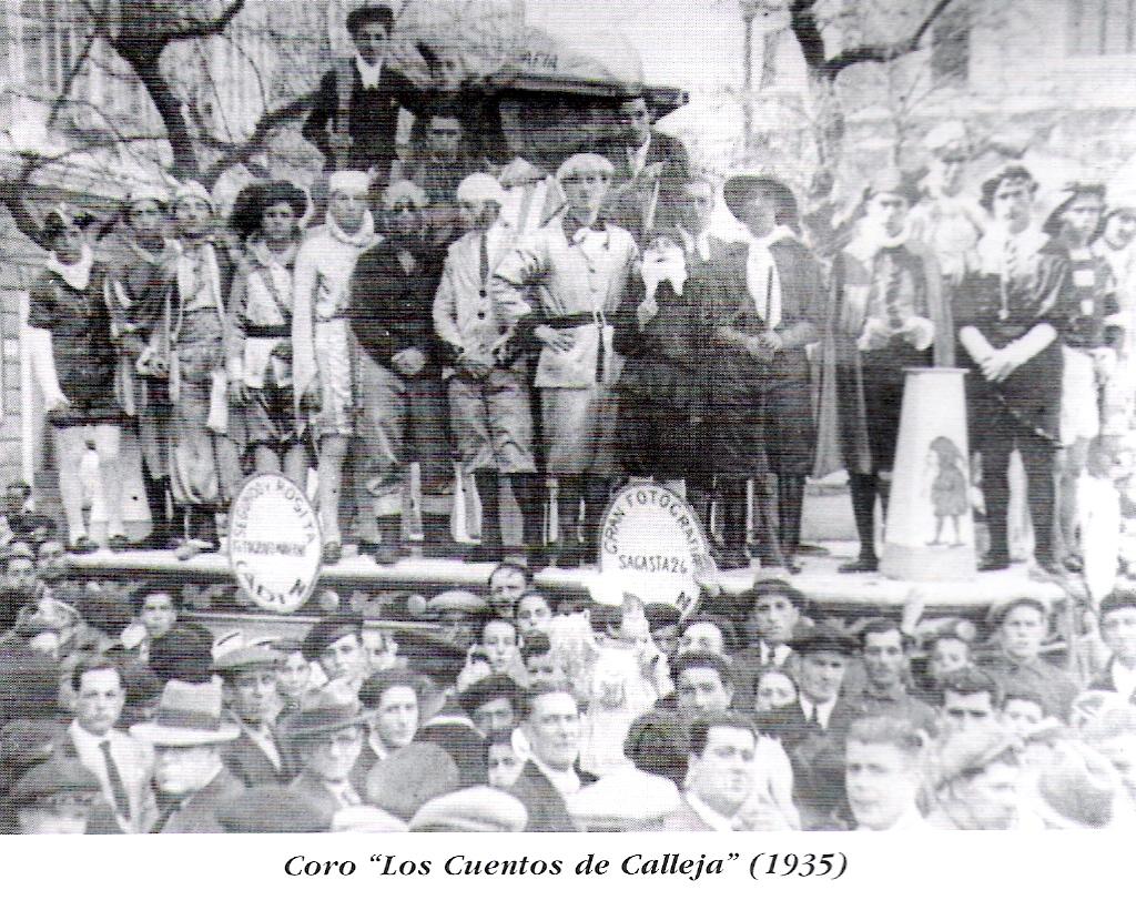 Carnaval Cádiz, 1935
