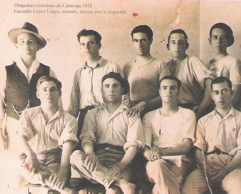 Carnaval Carmona, 1932