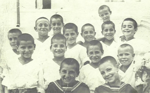 Ninos Espanoles En La Urss 1938