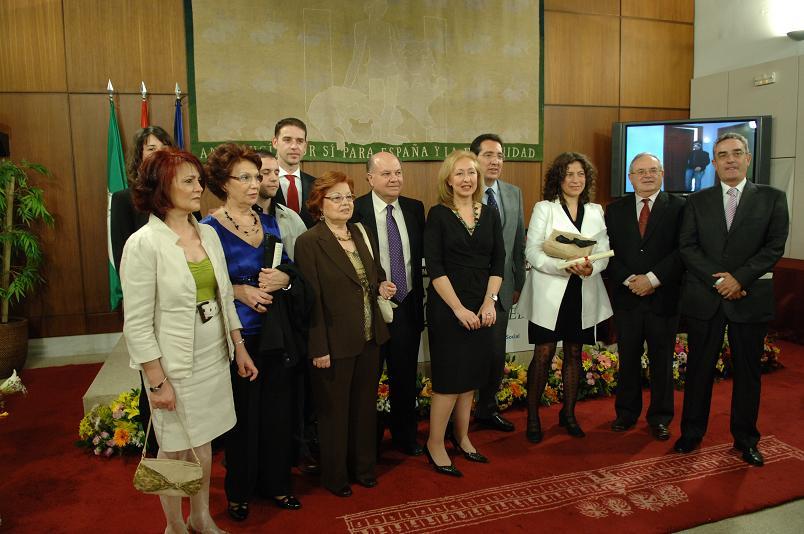Premios 28 F 16 3 09 Parlamento Andalucia 028 B