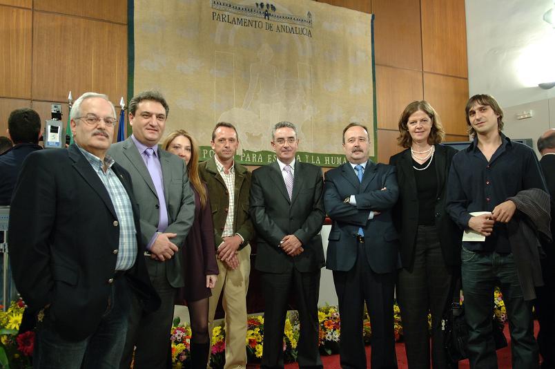Premios 28 F 16 3 09 Parlamento Andalucia 042 B