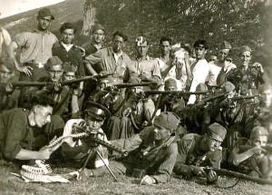 Agrupación Guerrillera de Granada, 1948.