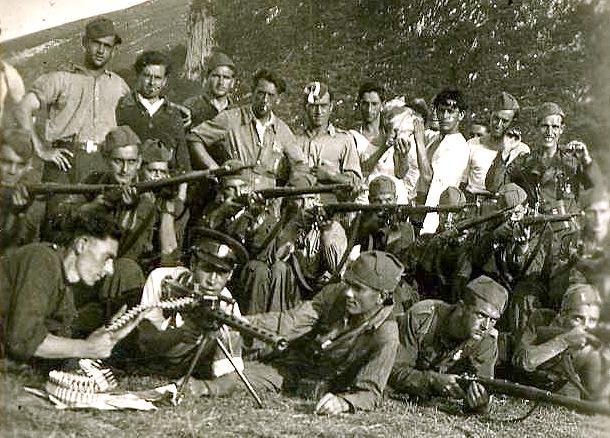 Imagini pentru maquis españoles