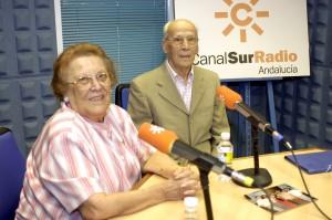Ángeles Vázquez y Emilio Fernández.