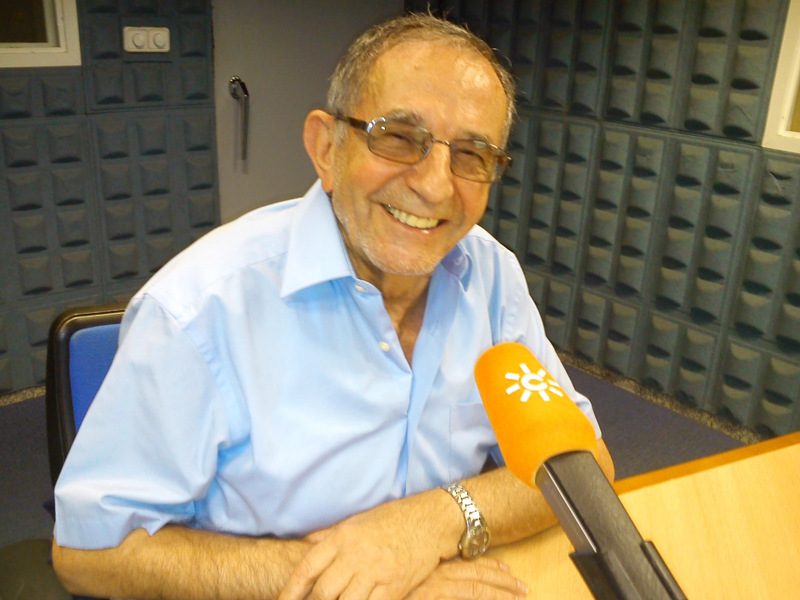 Antonio Guardia en Canal Sur.