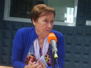 Conchita Ruiz.