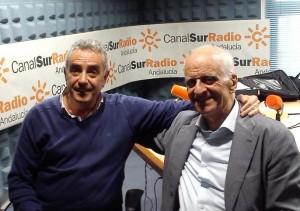 Isaac Revah en Canal Sur Radio.