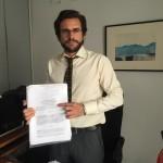 Eduardo Ranz, abogado.