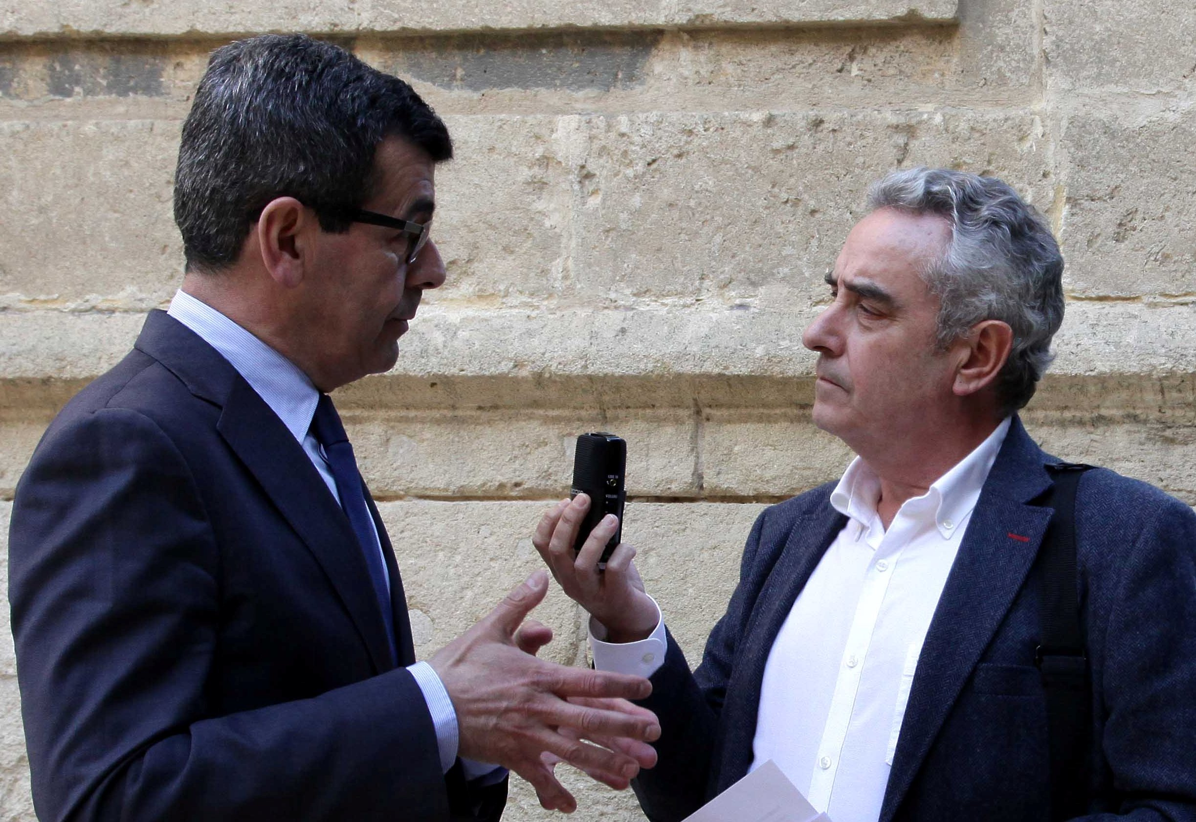 Juan Ramón Ferreira (PP) entrevistado