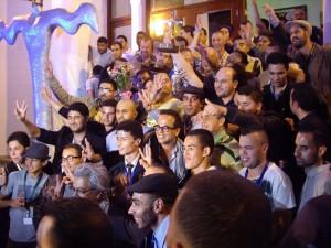 Fiesta rifeña tras el premio a 'Adios Carmen'