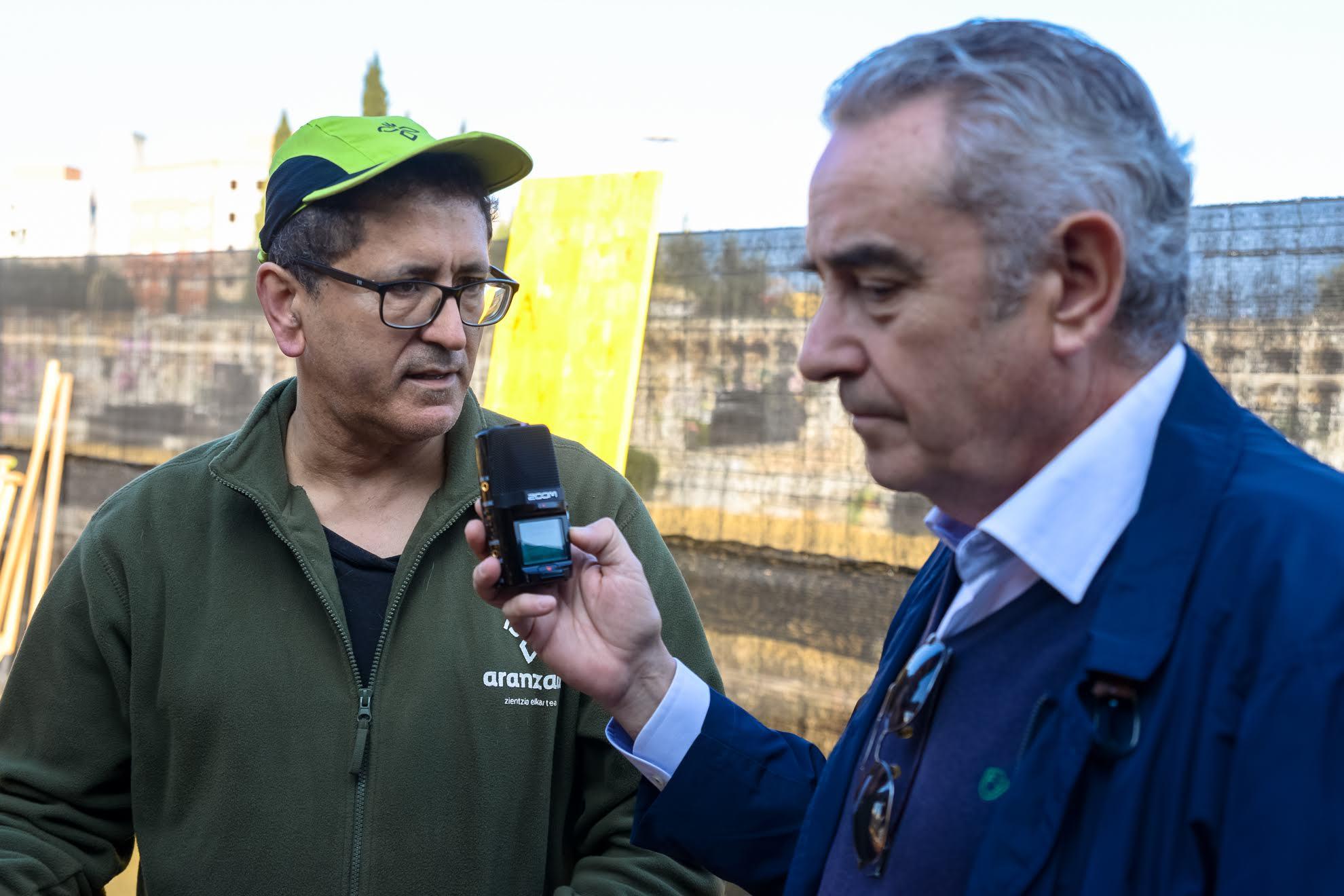Juan Manuel Guijo, coordinador del equipo