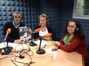 Coloquio con las profesoras Inmaculada Cordero y Encarnación Lemus.