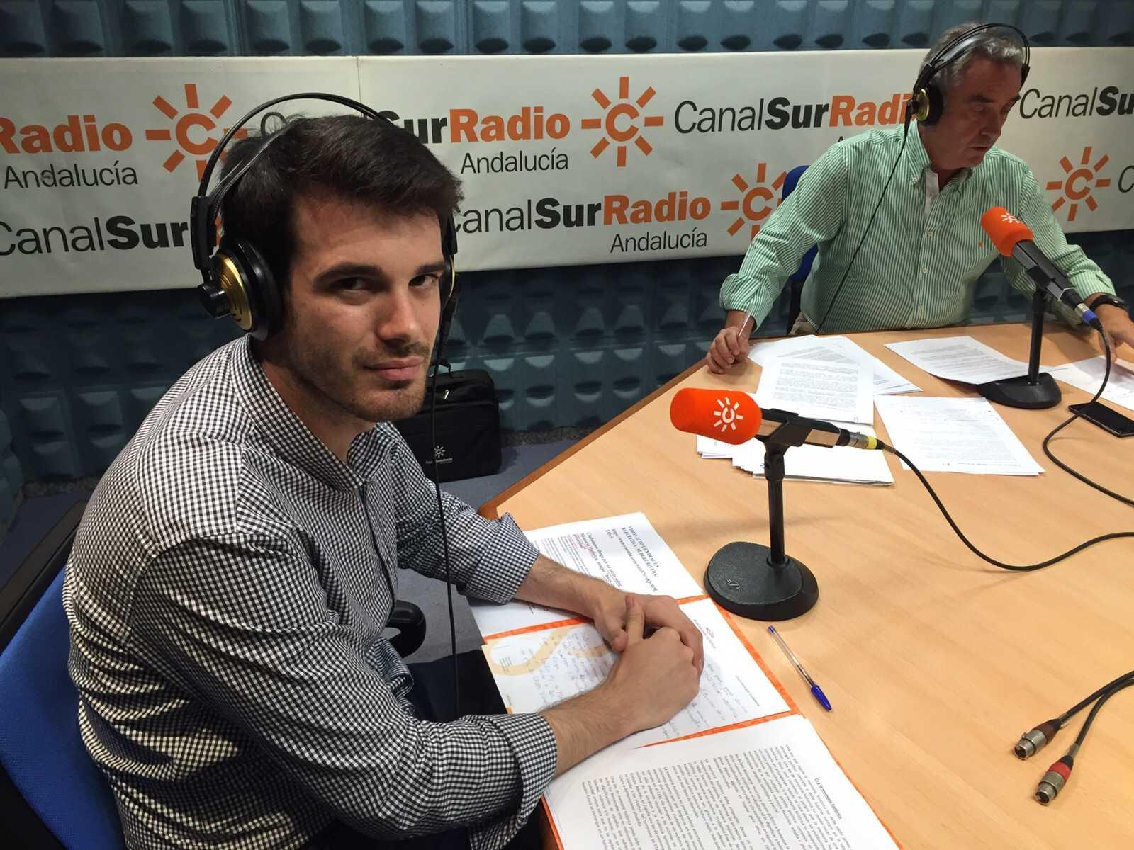 Javier Moyano, de Ciudadanos.