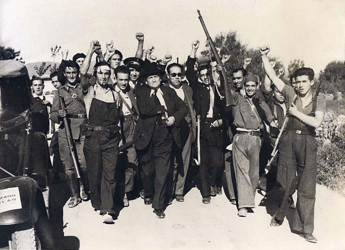 de la UGT en la Guerra Civil y el contrapunto de la represión y el