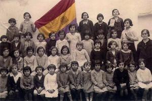 Maestras de la Segunda República.