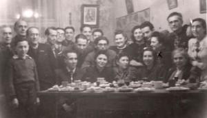 Margarita Peláez, 1947. Redacción española de Radio Moscú