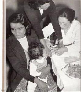 Polio vacuna